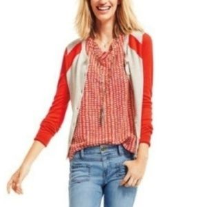 CAbi #192 Size M Hourglass Cardigan Sweater 3615